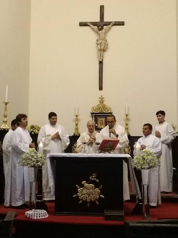 Comunidade Mazziana Celebra 39° Aniversário da Chegada ao Brasil
